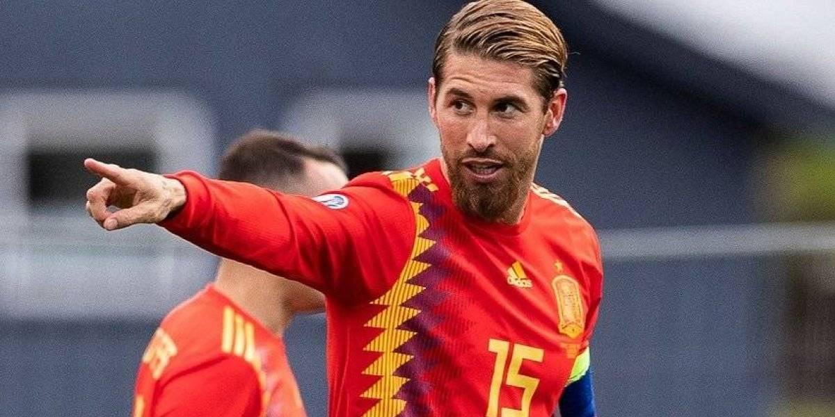 España, Suecia y Ucrania golean en eliminatoria para la Eurocopa 2020