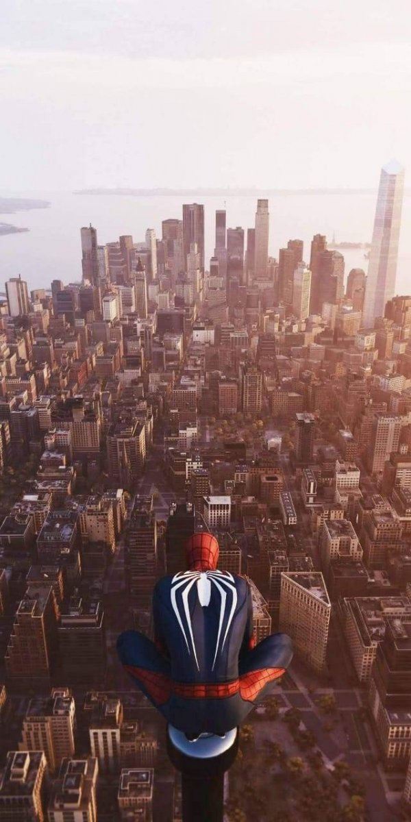 Spiderman Pinterest