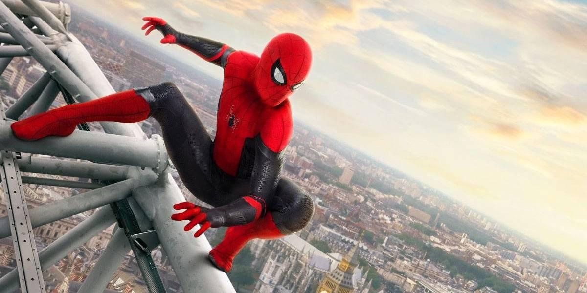 Spider-Man: Far From Home filtra todos sus detalles y su escena post-créditos