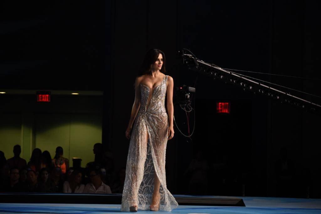 Auda López, Miss Universe Lares 2019. Foto: Dennis A. Jones/ Metro Puerto Rico