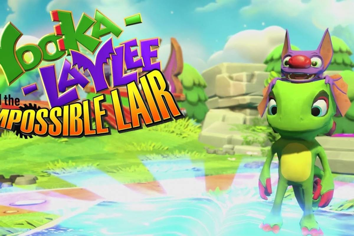 Se anuncia Yooka-Laylee and the Impossible Lair #E32019