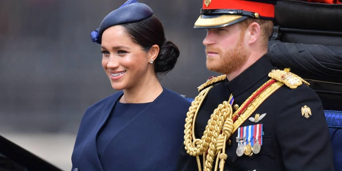 Revelan que el príncipe Harry quiere enviar a terapia a Meghan Markle