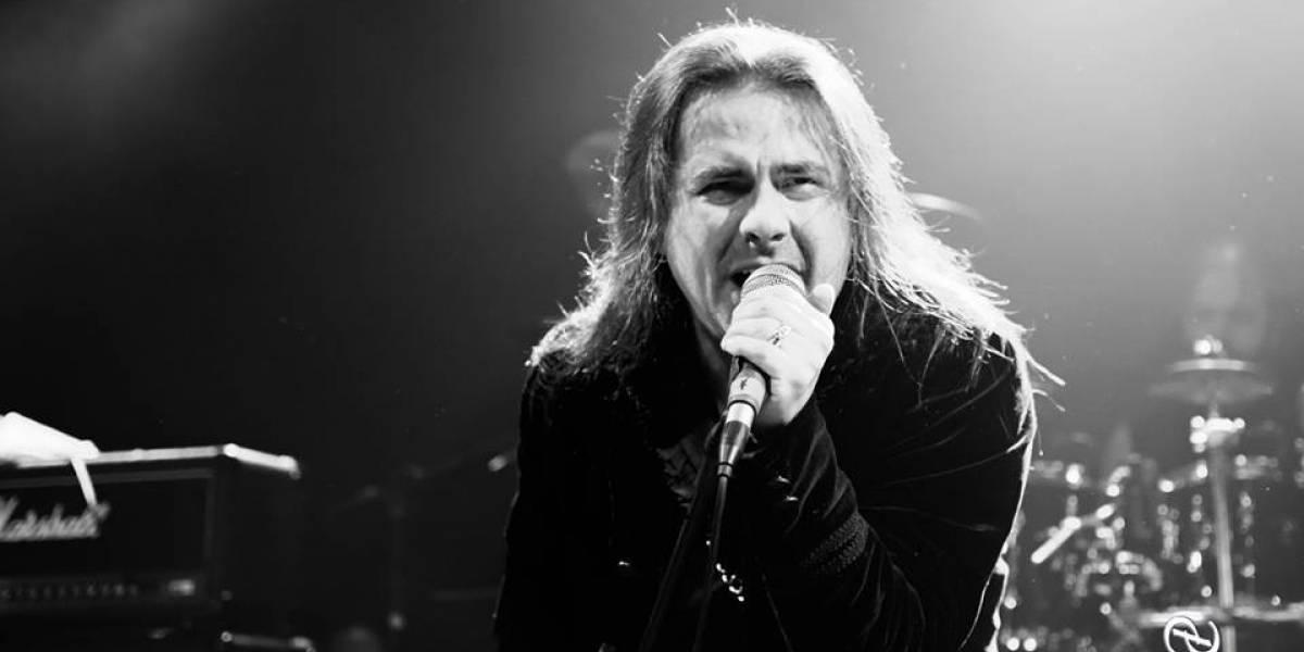 André Matos, das bandas Angra e Shaman, morre aos 47 anos