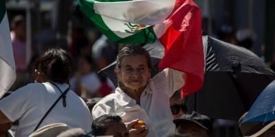 AMLO evento en Tijuana
