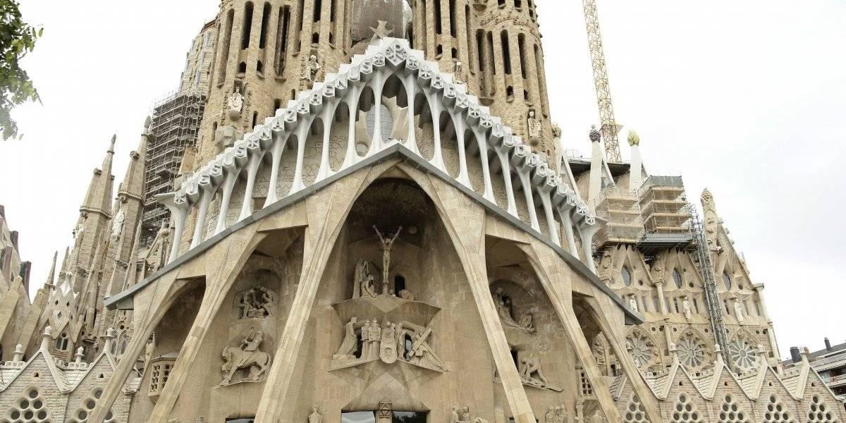 Aprueban permiso de construcción para la Sagrada Familia de Barcelona