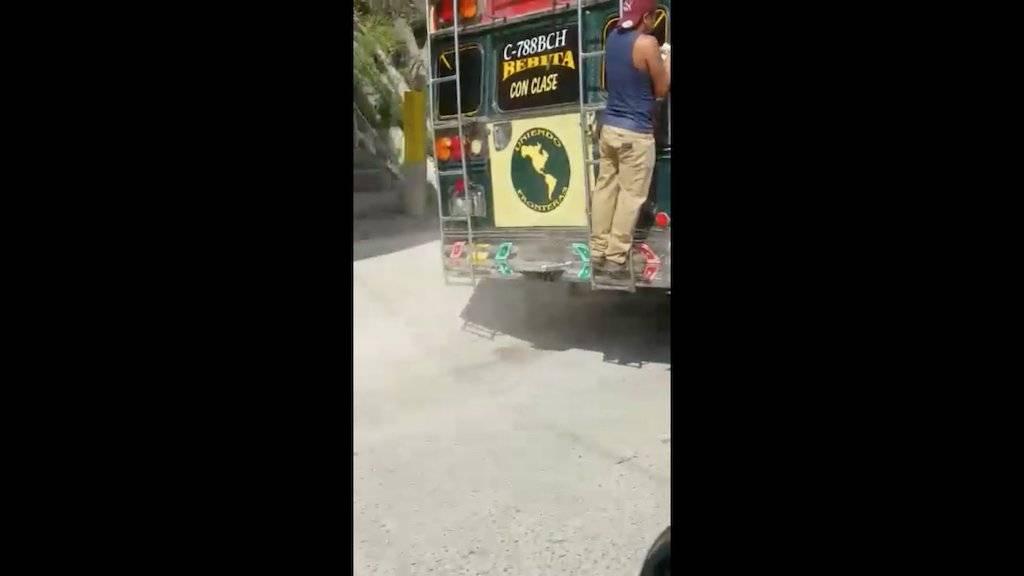 Buses. Foto: Facebook