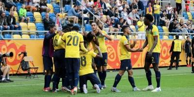 Ecuador clasificó a la semifinal