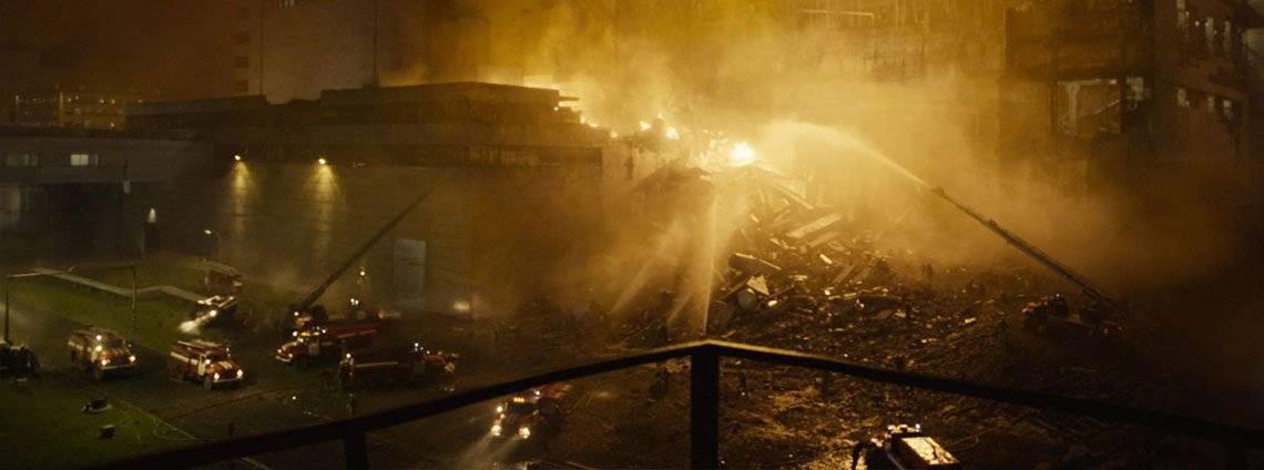 Explosión de Chernobyl