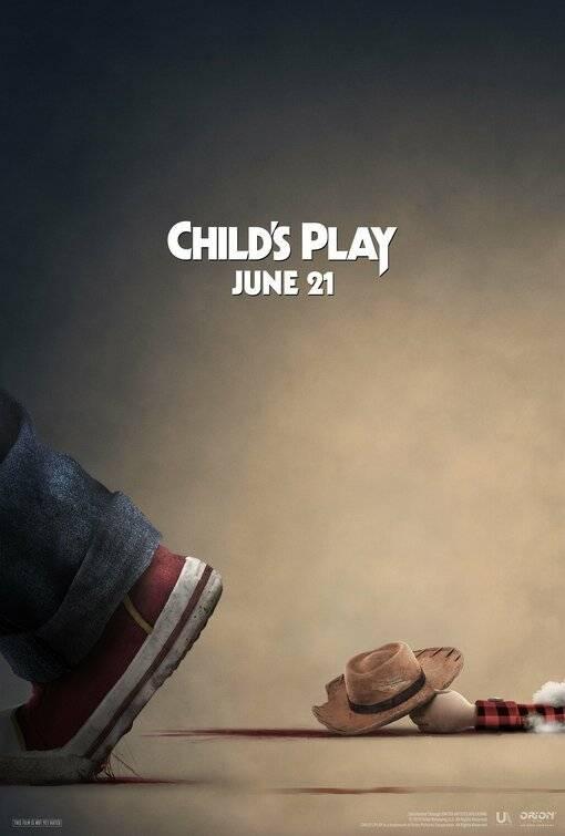 Juguete Nuevo Otro Toy A Story En El Asesinó Chucky Póster De fYg67yvb