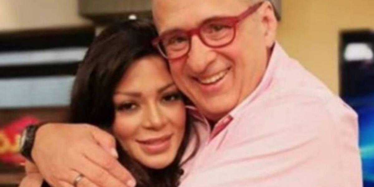 Video: Marbelle llora en vivo al recordar a Jota Mario Valencia