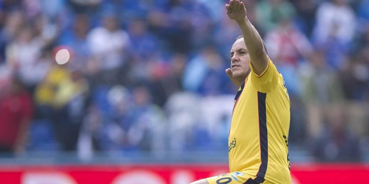 'Cuau' podrá jugar partido de leyendas gracias a acuerdo México-EU