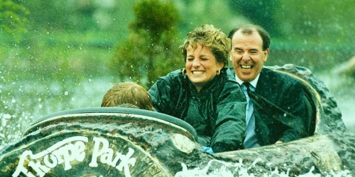 La tierna travesura de Diana que el príncipe Harry confesó por televisión