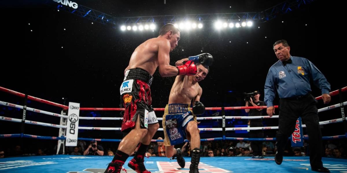 VIDEO: En coma, Felipe 'Gallito' Orucuta tras desvanecerse en el ring