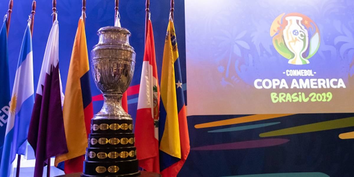 Así llegan las 12 selecciones a la Copa América