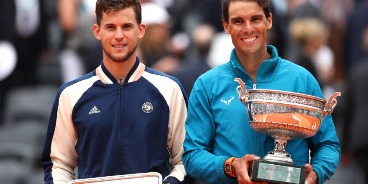 ¿Cuándo, a qué hora y quién transmite la final de Roland Garros entre Nadal y Thiem?