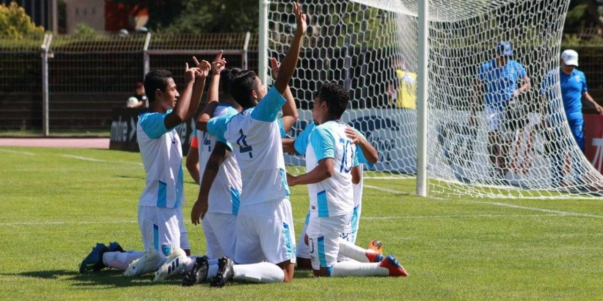 VIDEO. Guatemala no pudo ante Francia en el Torneo de Esperanzas de Toulon