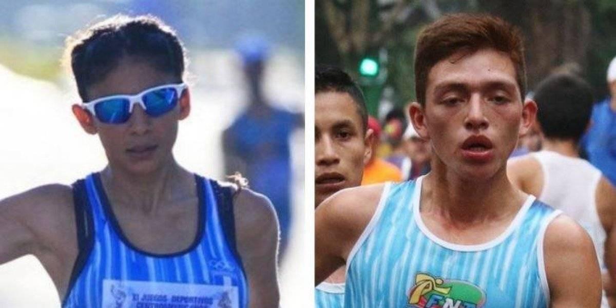 Marchistas guatemaltecos logran clasificar a Juegos Olímpicos Tokio 2020