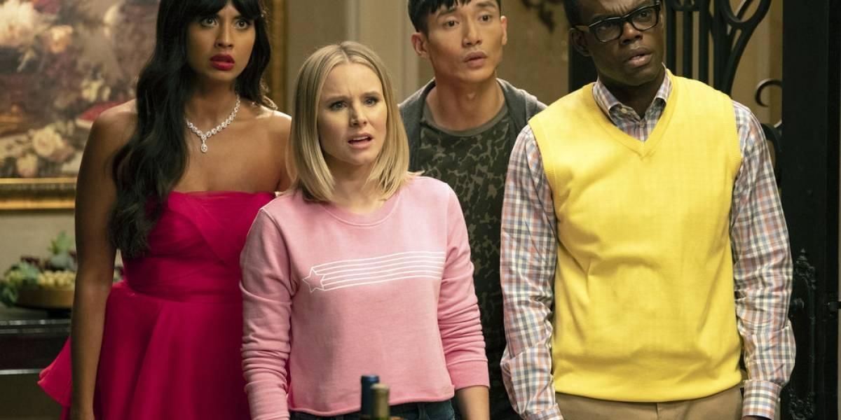 Próxima temporada de 'The Good Place' será a última, diz criador da série