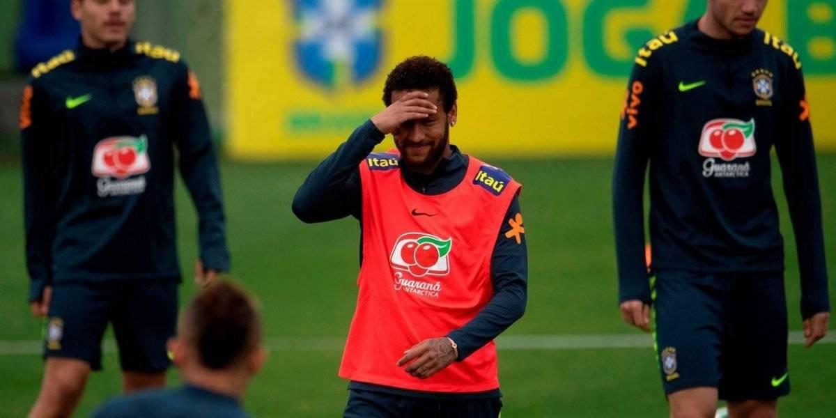 Neymar llegará a la pretemporada del PSG