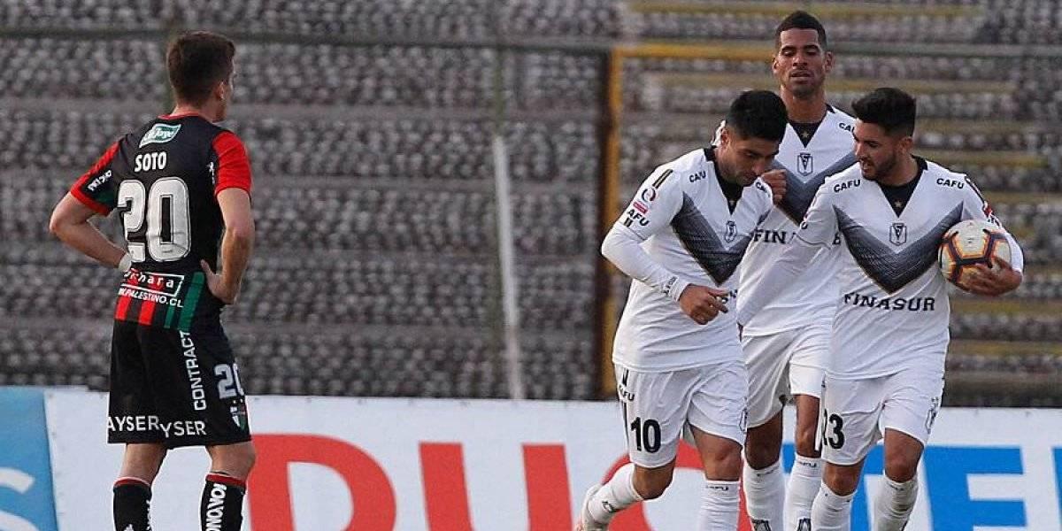 Palestino arriesga perder el partido de ida por incumplir con la regla del Sub 20 en Copa Chile