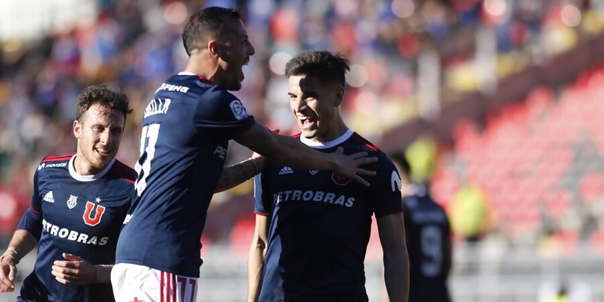 Así vivimos el triunfo de la U de Alfredo Arias ante Rangers en su estreno en Copa Chile