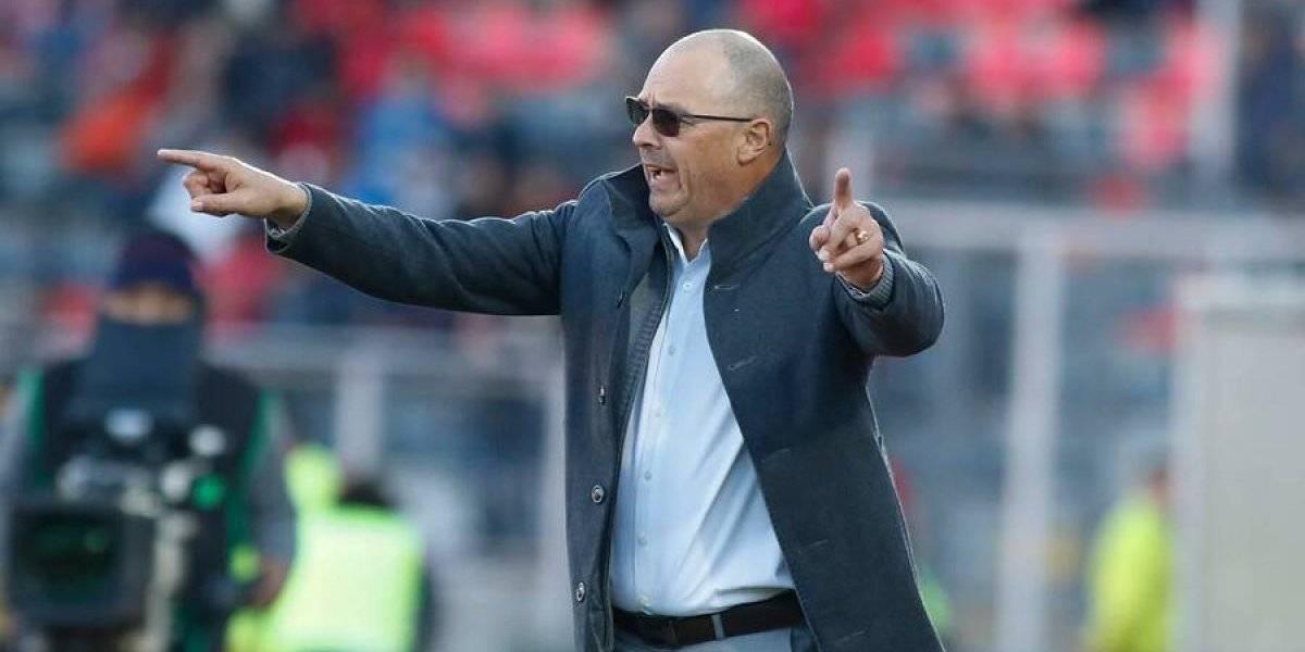 """Alfredo Arias no se conforma: """"Estamos en la U y solo ganamos dos partidos"""""""