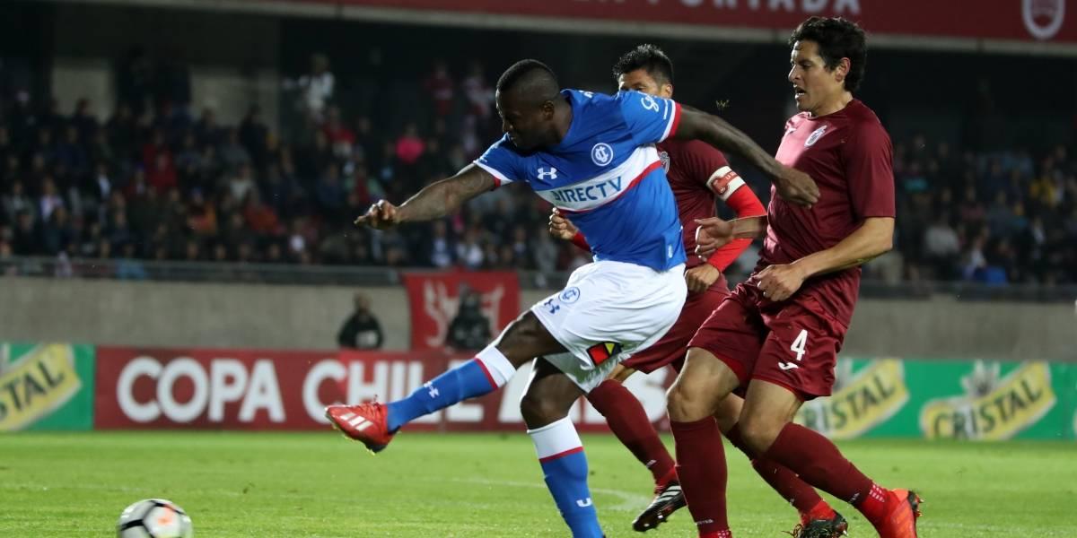 La UC se juega la vida: Los partidos pendientes de la segunda ronda de la Copa Chile 2019