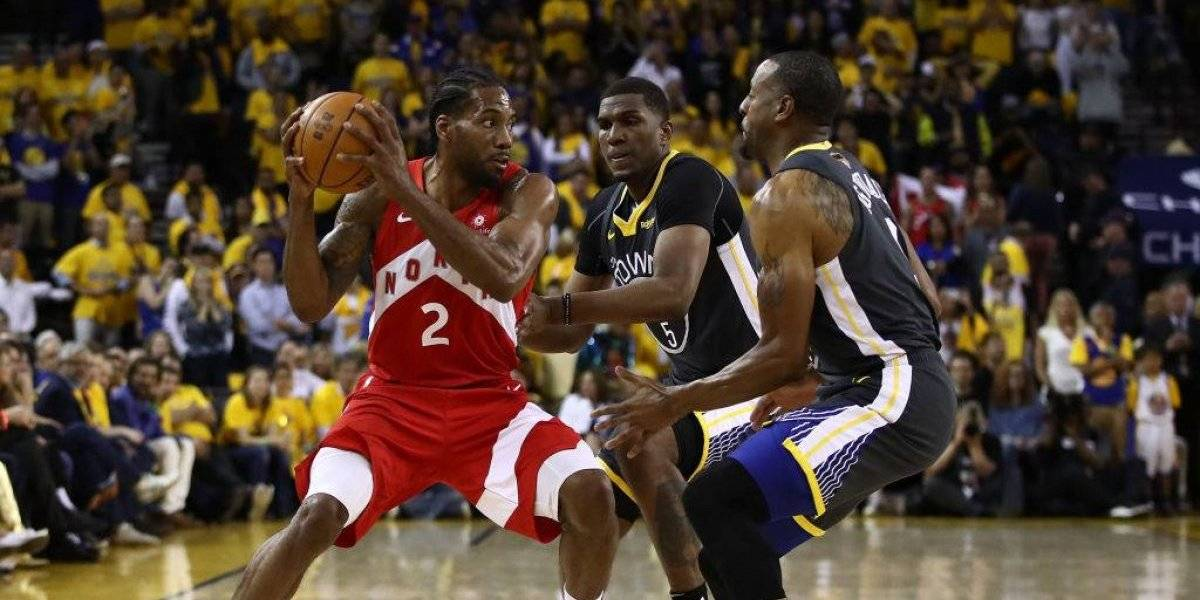 Toronto se coloca a un triunfo de ser campeón de la NBA