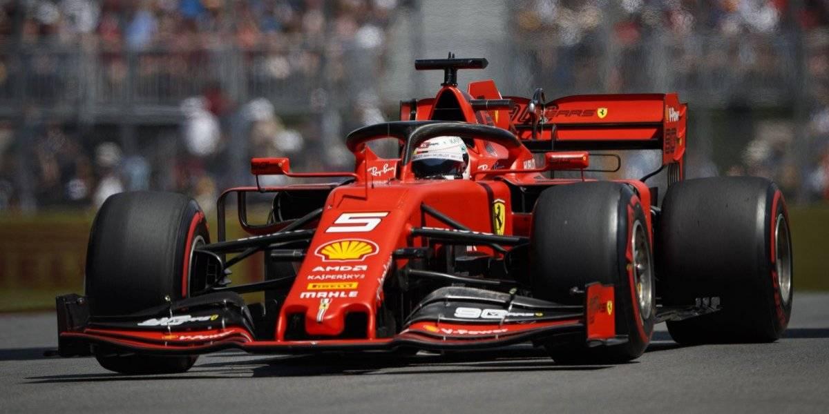 Gran Premio de Canadá: Ferrari mete miedo
