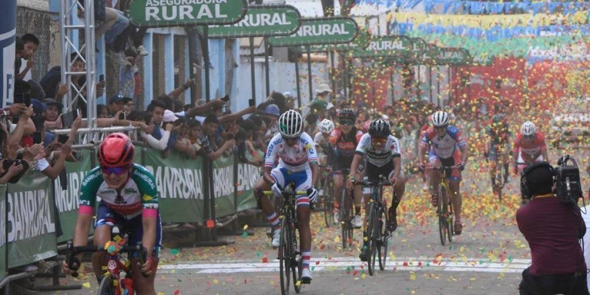 La colombiana Blanca Liliana Moreno nueva líder de la Vuelta Femenina