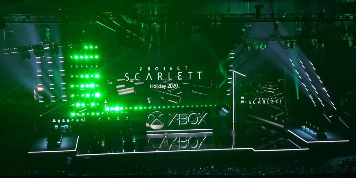 Xbox presentó Project Scarlett, su consola de próxima generación #E32019