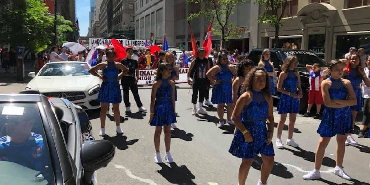 ¡Mucho orgullo es lo que hay! Celebran Desfile Nacional Puertorriqueño en Nueva York