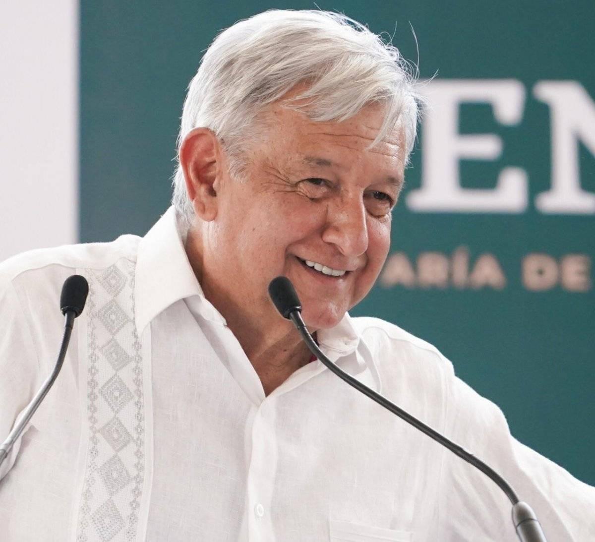 El mandatario dijo que el pueblo decidirá sobre el proyecto. Foto: Presidencia de la República.