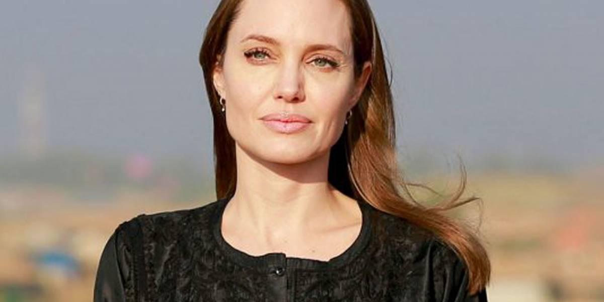 Angelina Jolie preocupa a sus fans por su extrema delgadez y desata sospechas de sufrir anorexia
