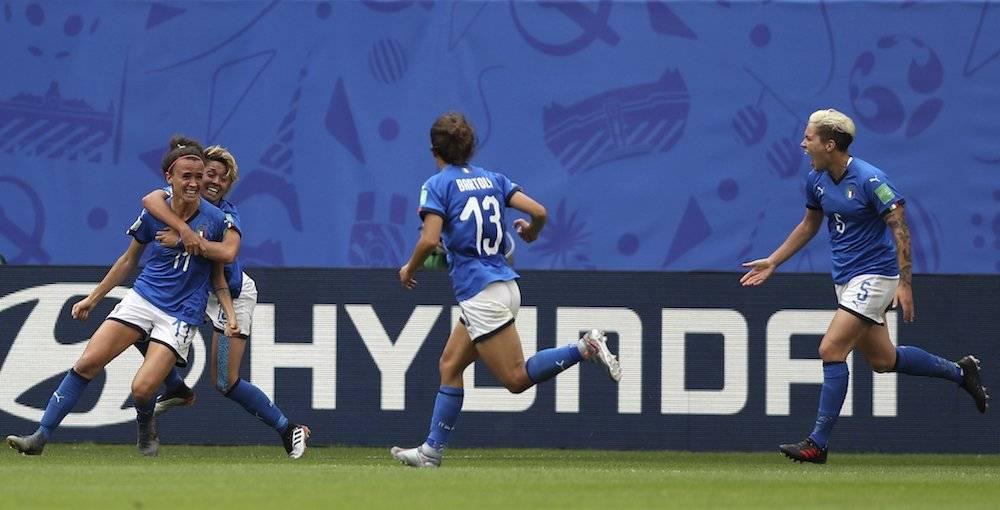 Ausytalia vs Italia AP