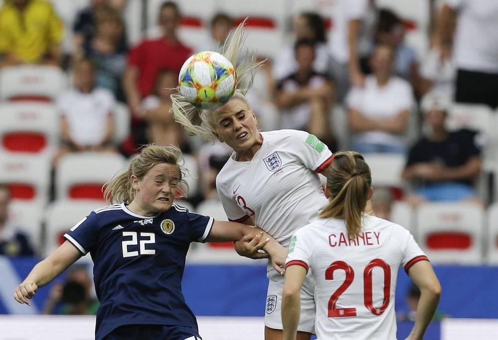 Inglaterra vs Escocia AP