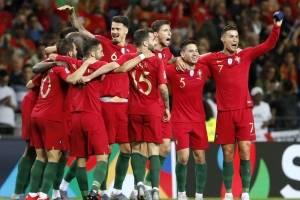 Portugal Liga de Naciones