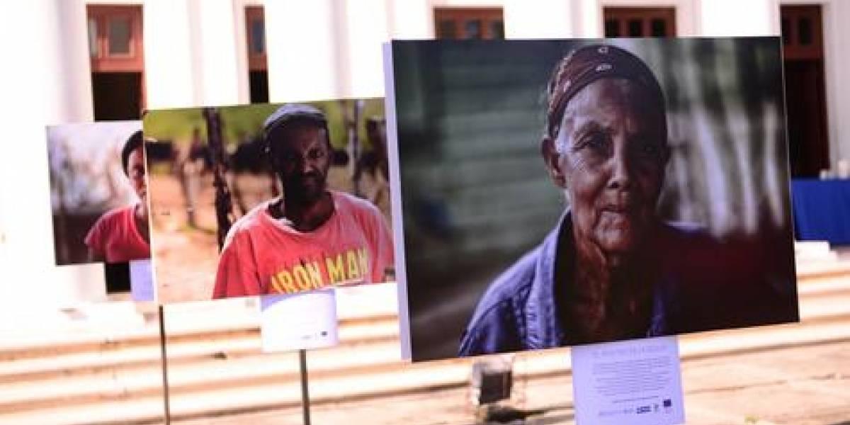 Arte Fotografías mostraron consecuencias de la sequía en San Juan de la Maguana