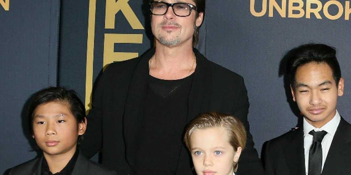 El gesto de amor de Brad Pitt hacia Shiloh y sus hermanos que lo ha acercado a ellos más que nunca