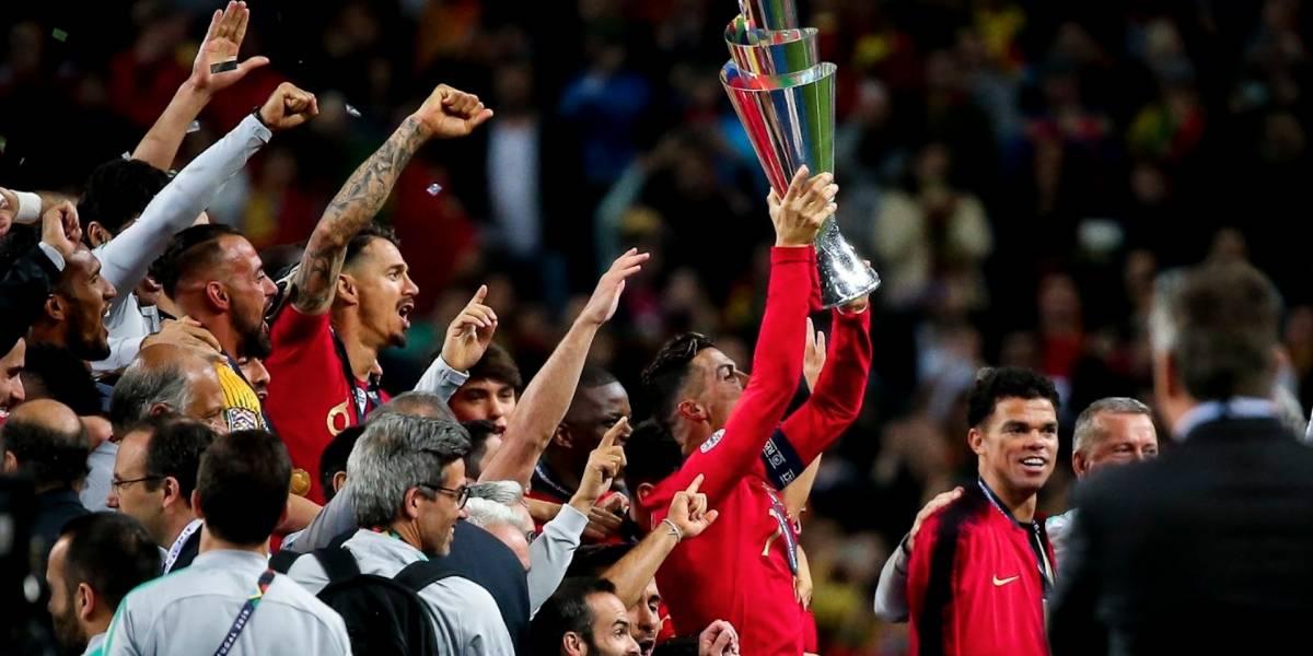 ¡Cristiano lo hizo de nuevo! Portugal venció a Holanda y ganó la Nations League 2019