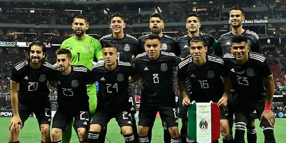 México y Ecuador ultiman detalles en amistoso previo a sus respectivas Copas