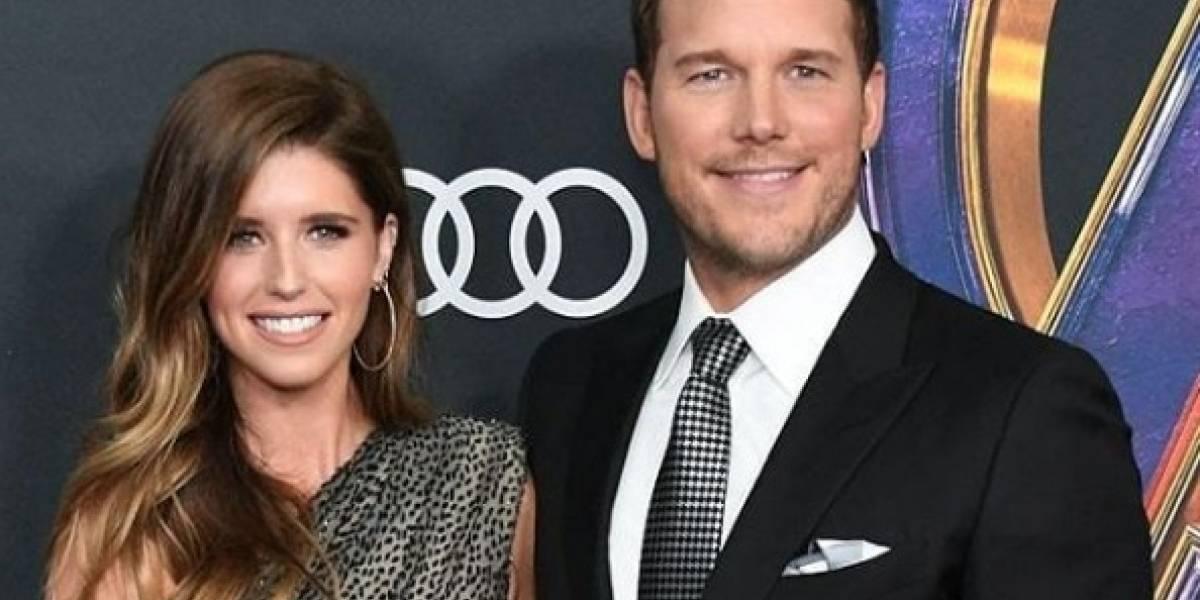 Chris Pratt se casó con la hija de Arnold Schwarzenegger en una boda secreta