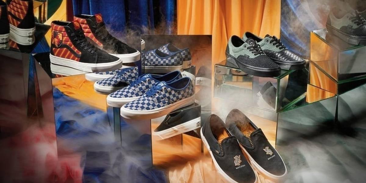 Reconocida marca de zapatos lanzó una colección de Harry Potter