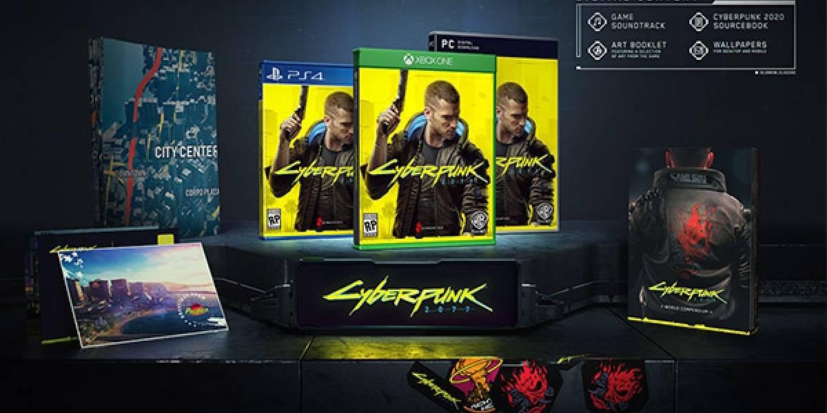 CyberPunk 2077 presentó a Keanu Reeves como personaje y ya tiene fecha de lanzamiento #E32019