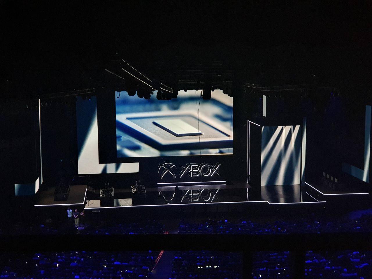 Xbox presentó Project Scarlett, su consola de próxima generación