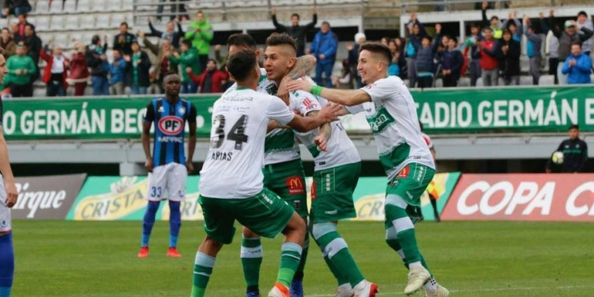 Copa Chile: Antofagasta tiene un segundo aire y Huachipato no encuentra camino