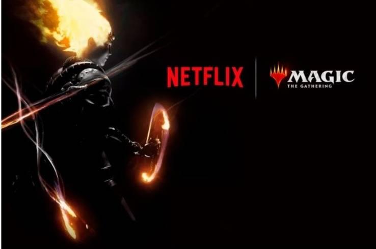 Netflix se asocia con directores de Avengers para lanzar serie animada para la plataforma