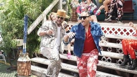 Gabriel y Elvis Crespo