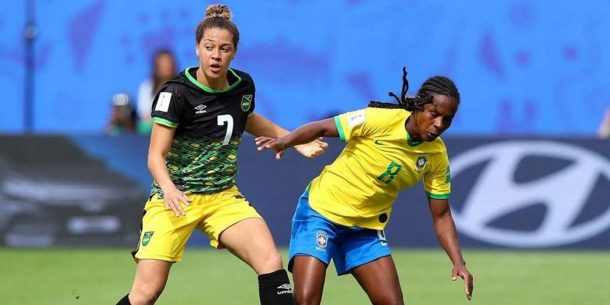 Con jogo bonito: Brasil golea a Jamaica con récord de Formiga en el Mundial Femenino