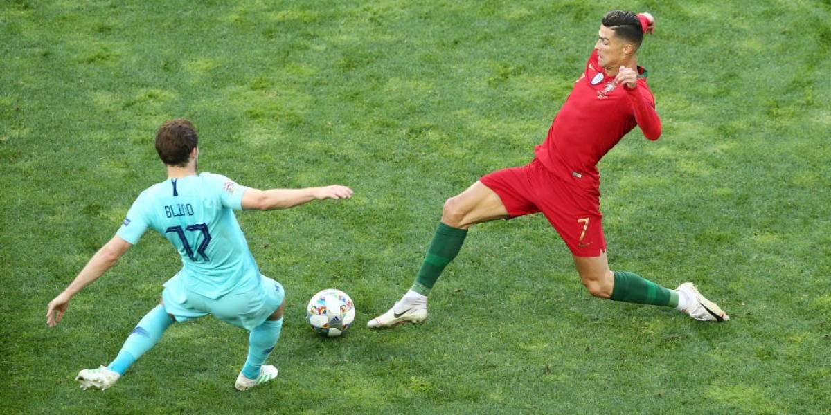 Minuto a minuto: Portugal y Holanda se disputan la final de la UEFA Nations League